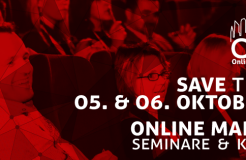Save the Date! OMCap 2016