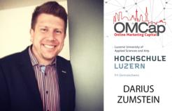 Darius Zumstein vorgestellt