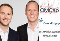 Vorstellungsrunde mit Dr. Markus Wübben und Manuel Hinz