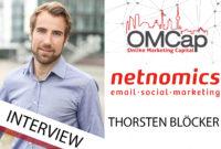 Ausgefragt: Thorsten Blöcker von netnomics