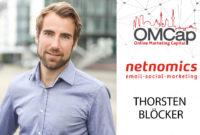 Thorsten Blöcker von netnomics in der Vorstellungsrunde