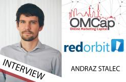 Andraz Stalec von Red Orbit im Gespräch