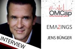 Speakerinterview mit Jens Bügner von emazings
