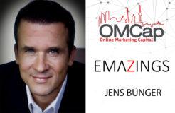 Wir präsentieren: Jens Bünger von emazings