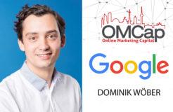 Wir stellen vor: Dominik Wöber von Google