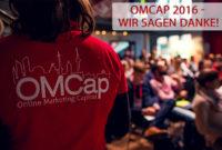 OMCap 2016 – Wir sagen Danke!