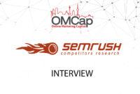 Sponsor-Interview mit SEMrush