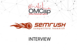 Sponsor-Interview mit SEMrush