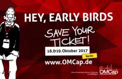 3, 2, 1 – deins! OMCap-Ticketverkauf ist gestartet!