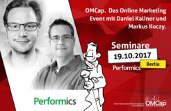 Interview mit Daniel Kaliner zum OMCap-Seminar