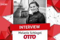 Speakerinterview mit Melanie Schlegel von OTTO