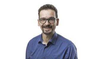 Ingo Kahnt, Managing Director der Agentur Newcast