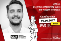 Speakervorstellung: Vincent Kittmann von OMR
