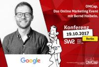 Wir stellen vor: Bernd Holbein von Google