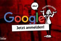 Google Masterclasses – was erwartet dich?