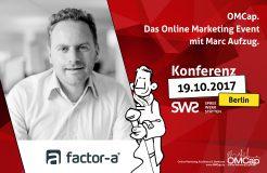 Speakervorstellung: Marc Aufzug